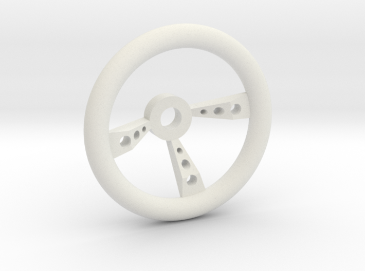 steeringwheel 3d printed
