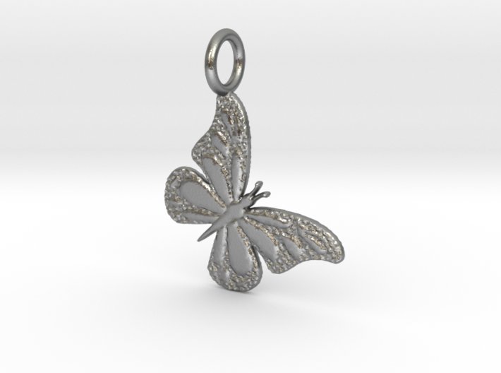 Butterfly NY side dip 3d printed