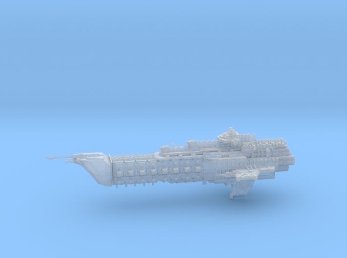 Navy Alternative Cruiser - Concept 2 3d printed