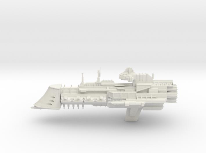 Gothic Class Cruiser 3d printed