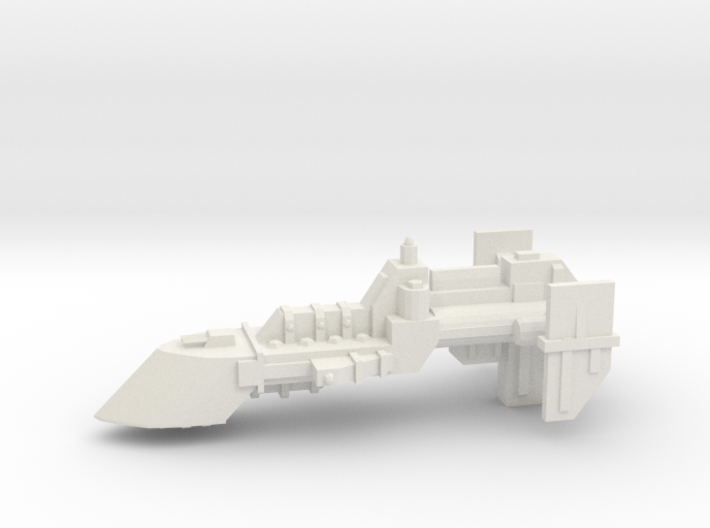 Cobra Class Escort 3d printed