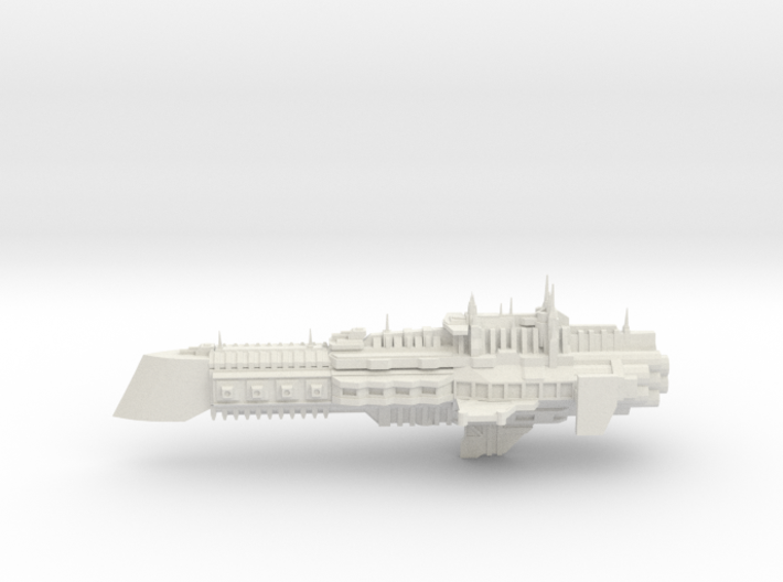 Imperial Legion Cruiser - Concept 6 3d printed