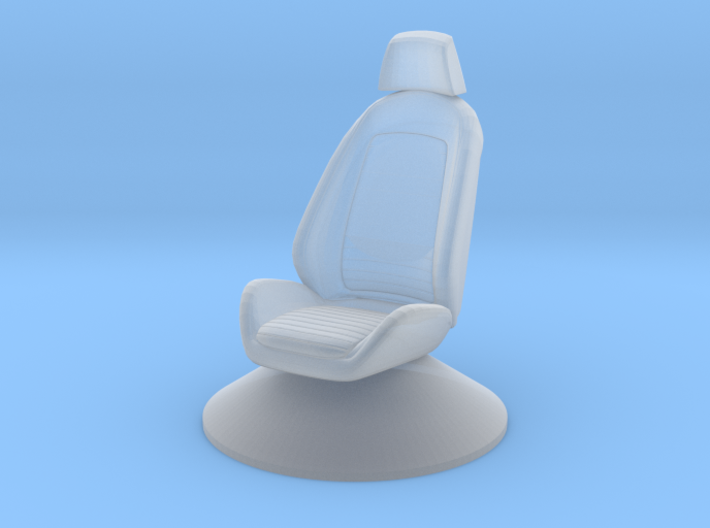 Printle Thing Chair 025 - 1/72 3d printed