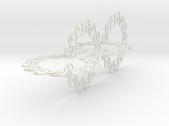 chain big 2mm 3d printed