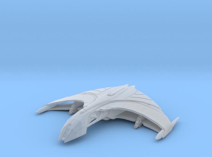 Arkala romulan ship 3d printed
