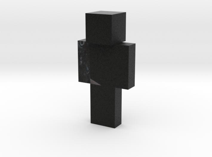jason part 7 | Minecraft toy 3d printed