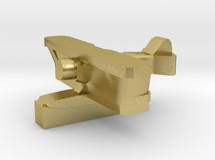 IMAM Ro.43 Floatplane 1:1800 WW2 3d printed