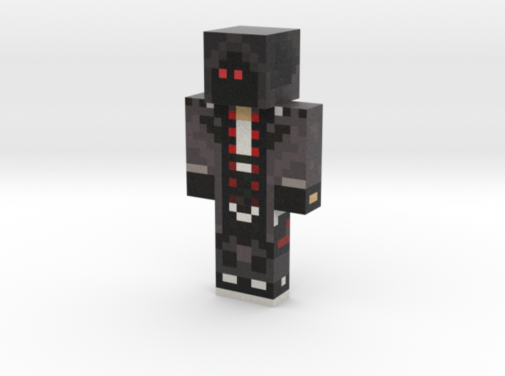 SOL_Flayken | Minecraft toy 3d printed