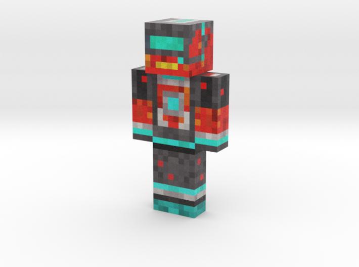 vredeagle | Minecraft toy 3d printed