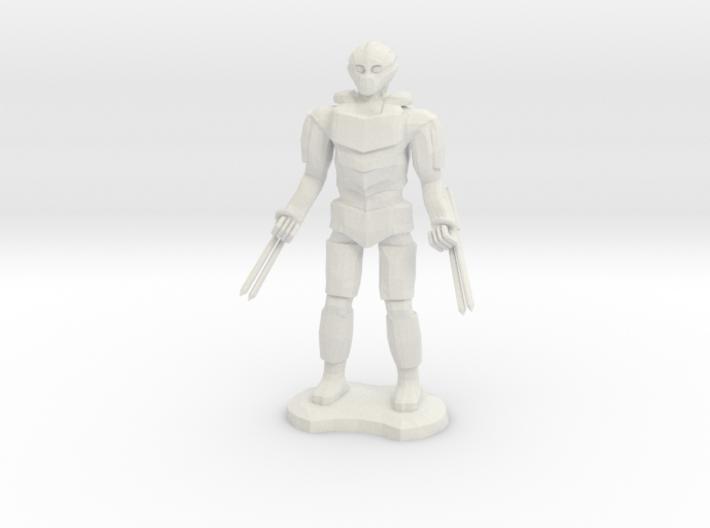 Assassin Golem 3d printed