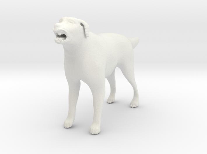 Printle Thing Dog 03 - 1/24 - wob 3d printed