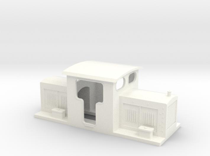 FOWLER 0-6-0 3d printed