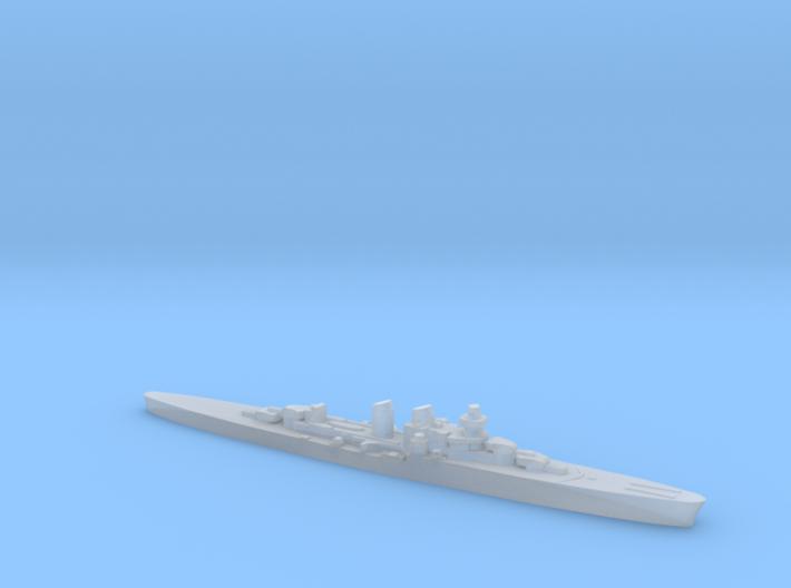 Giuseppe Garibaldi light cruiser 1:2400 WW2 3d printed