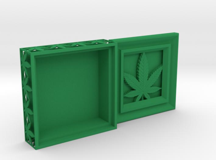 Stash Box Hemp 3d printed