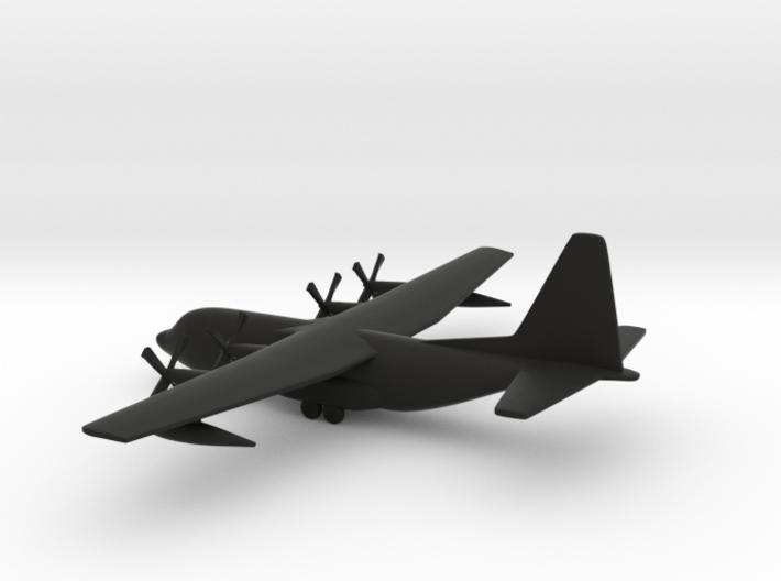 Lockheed C-130 Hercules 3d printed