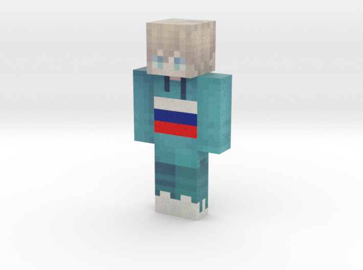 AbsolutVodkaa | Minecraft toy 3d printed