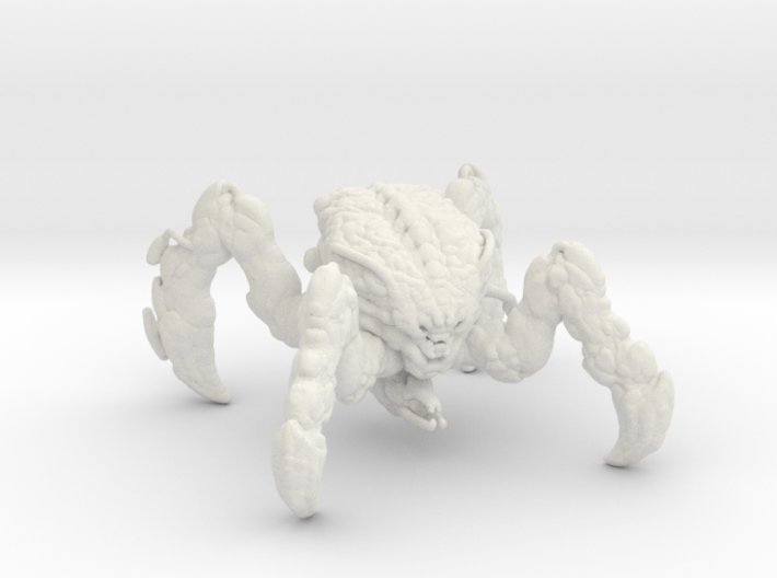 Doom Spider Mastermind 1/60 miniature games small 3d printed