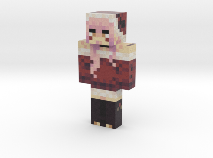 Christmas | Minecraft toy 3d printed