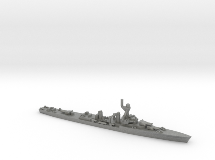 French La Galissonniere-class Cruiser 3d printed
