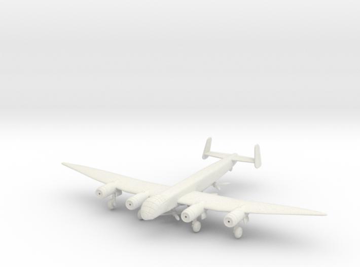 1/144 Junkers Ju-488 V-401 3d printed
