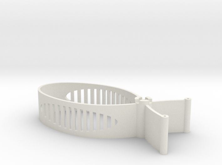 Headphone stand 3d printed