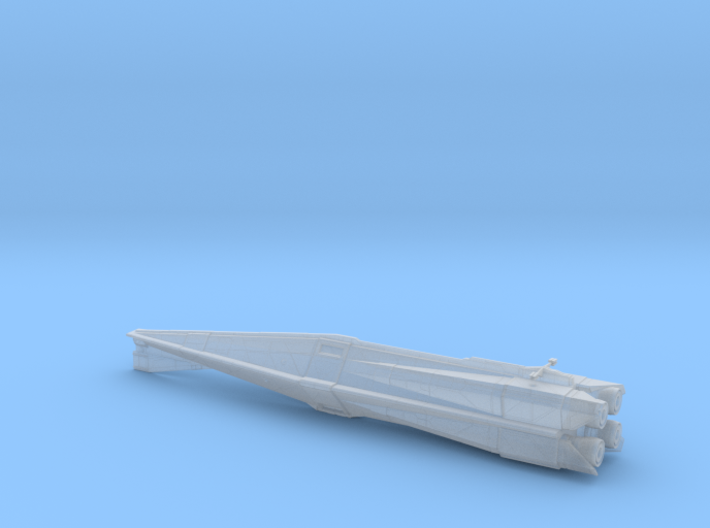 Enhanced Dreadnought 3d printed