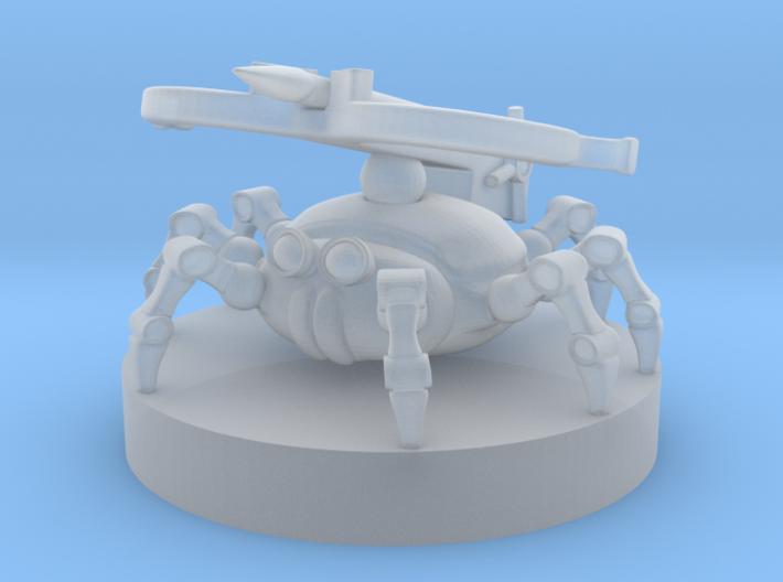 Artificer Spider Familiar 3d printed