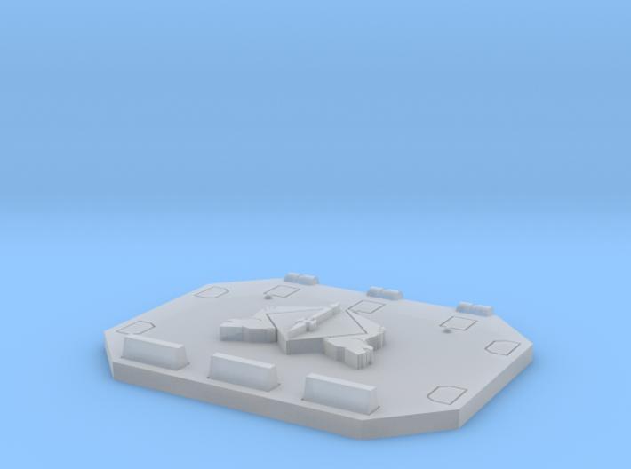 Wolfspear Jericho tank rear hatch #3 3d printed