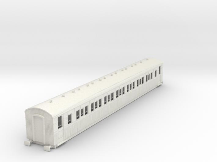 o-76-secr-continental-corr-second-coach 3d printed