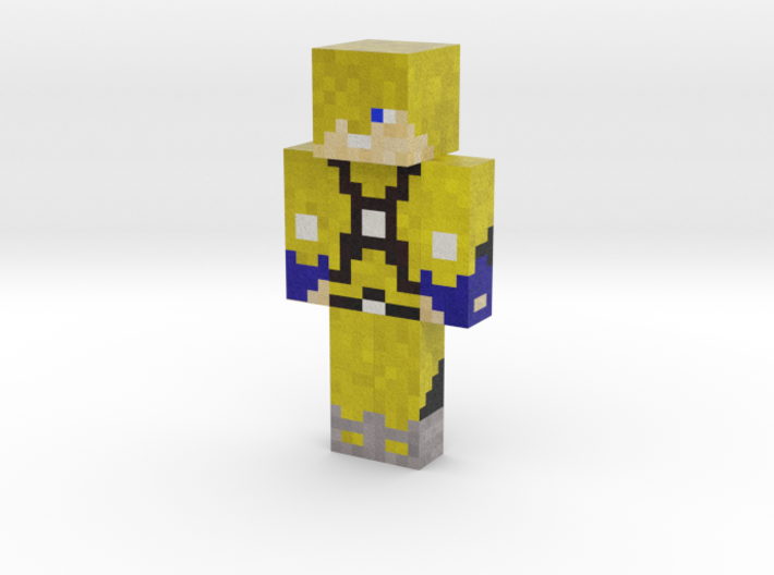 zorelmo | Minecraft toy 3d printed