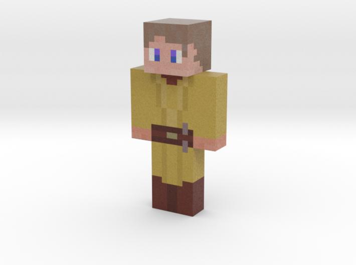 toomas_ | Minecraft toy 3d printed