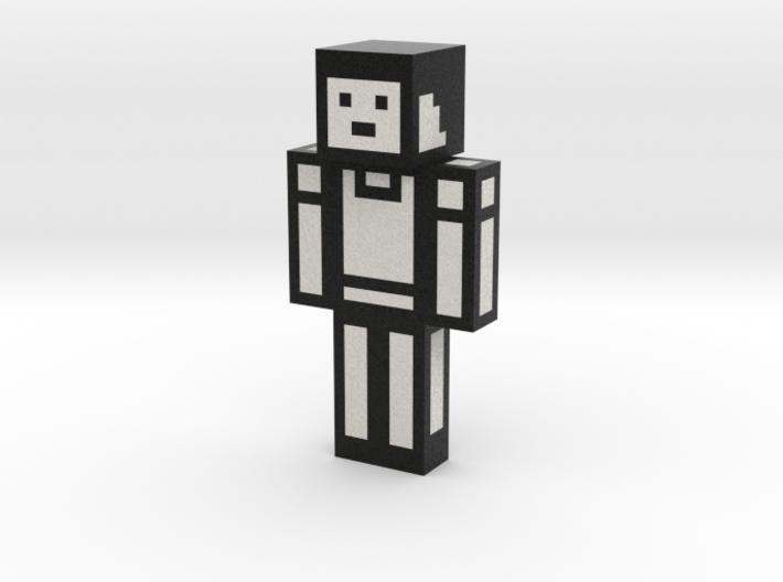 Abit | Minecraft toy 3d printed