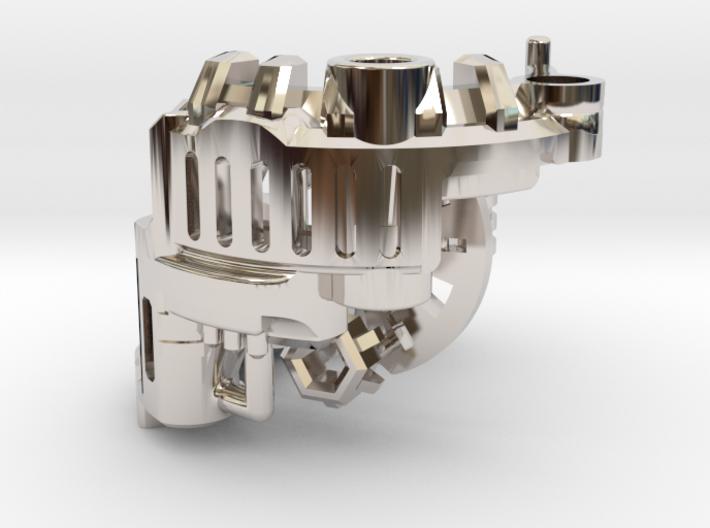 Graflex Mentor - Var1 Part03 - Power Gate 3d printed