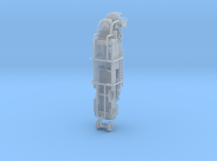 1/160 2018/19 Pierce Tiller Body w/ Boom Compartme 3d printed
