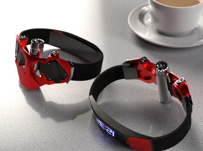 Spiderman PS4 Web Shooter and Wristbands