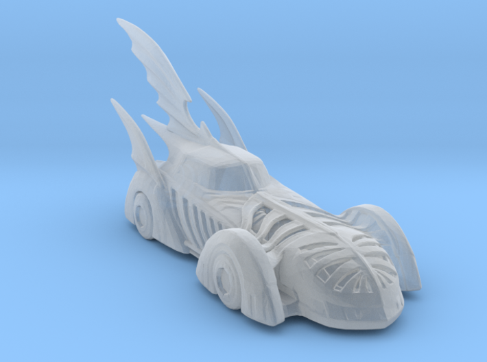 1995 Batmobile 160 scale 3d printed
