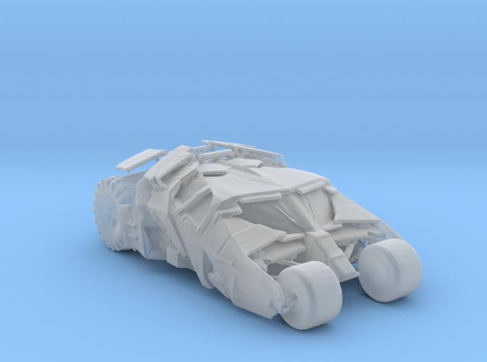 2005-2012 Batmobile 160 scale 3d printed