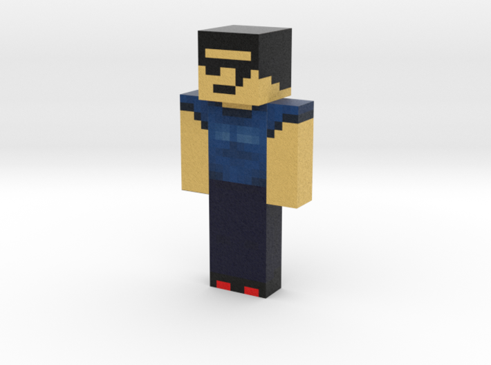 Joni | Minecraft toy 3d printed
