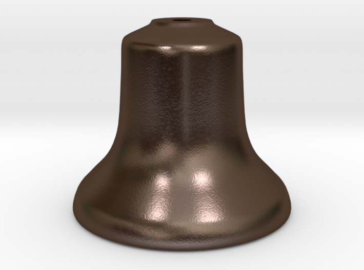 "Old Style Bell 1.5"" scale 3d printed"
