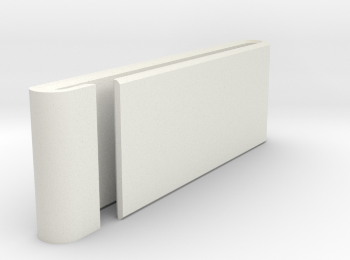 Customizable Belt Clip 3d printed