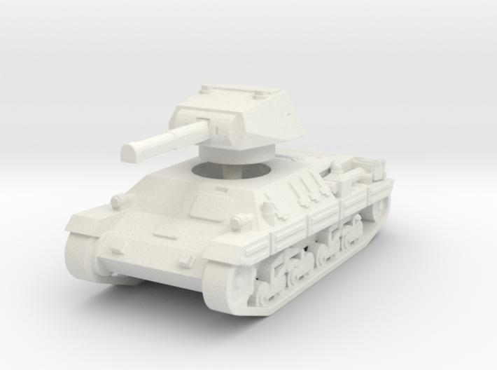 P-40 Heavy Tank 1/120 3d printed