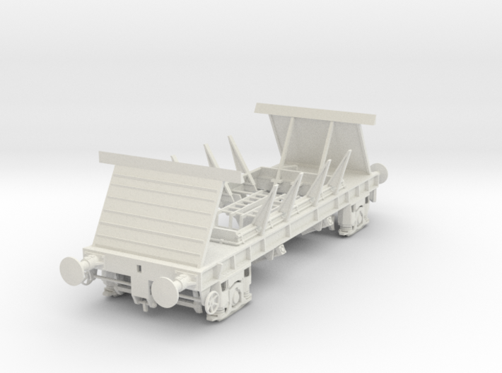 7mm BIS PAA Chassis 3d printed