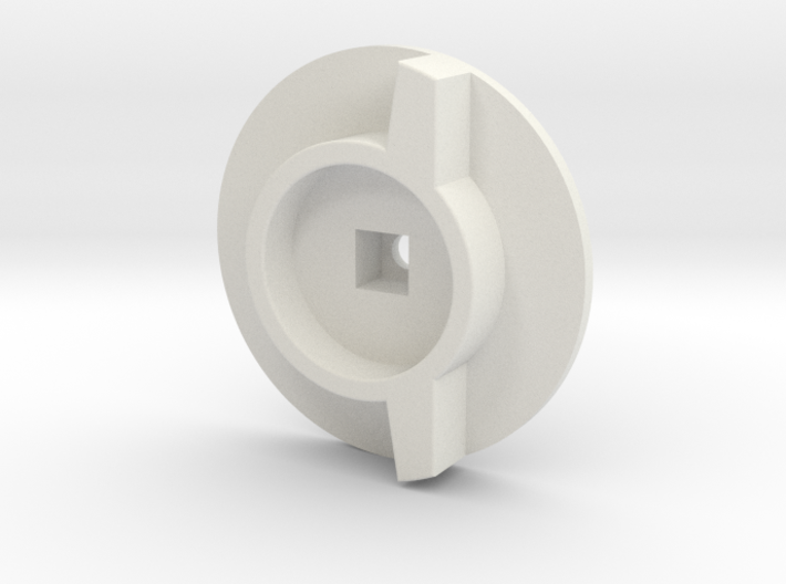 Sanwa M12 wheel adapter 3d printed