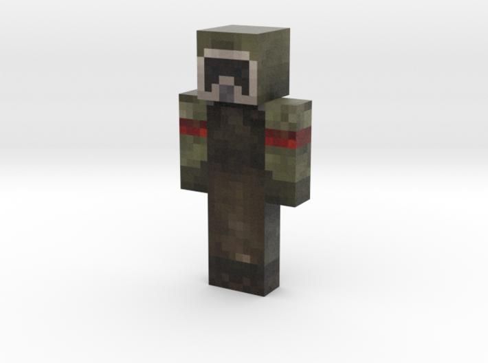 diamondking_3000 | Minecraft toy 3d printed