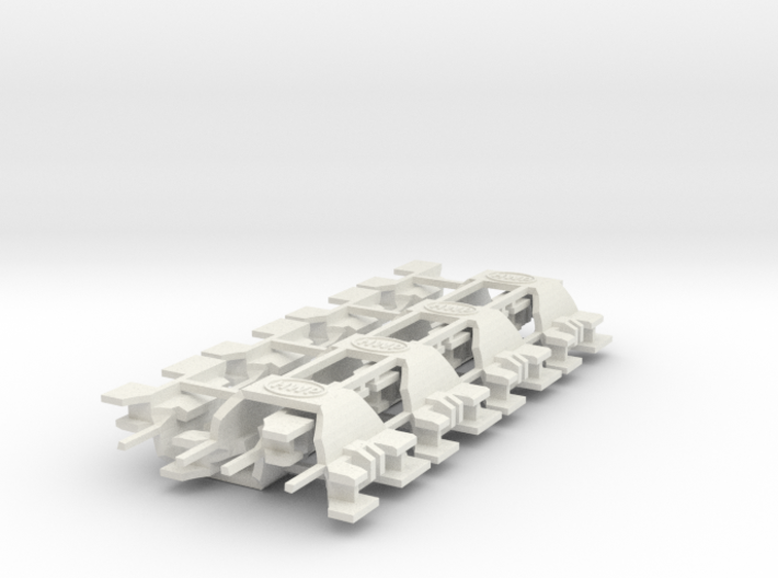 HWP Tyco 440X2 Wide-Body Clips 8-Pack 3d printed