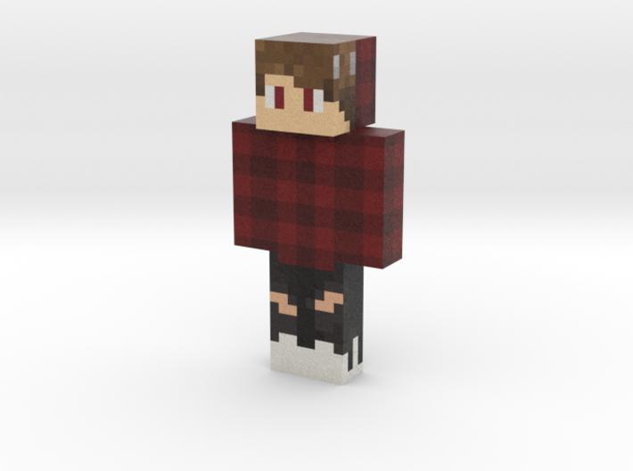shaun2177 | Minecraft toy 3d printed