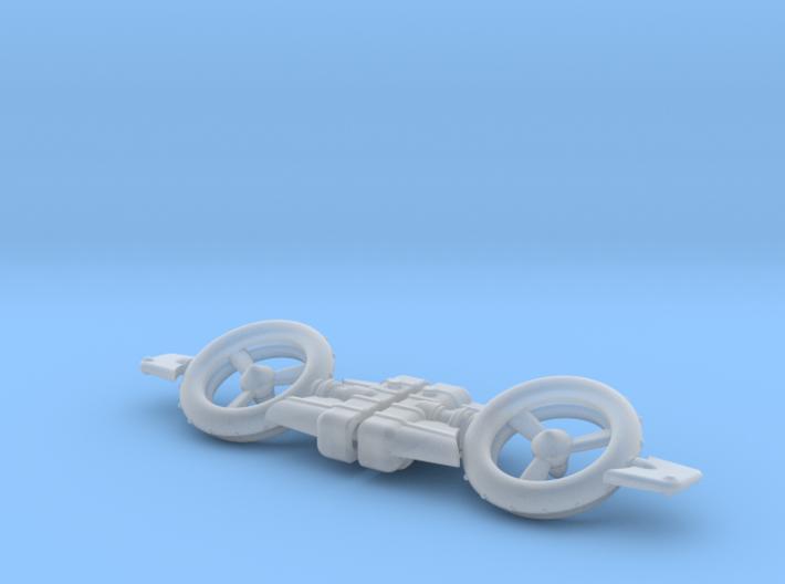 Vegaram Rotochopter : Prop-Wings 2 3d printed