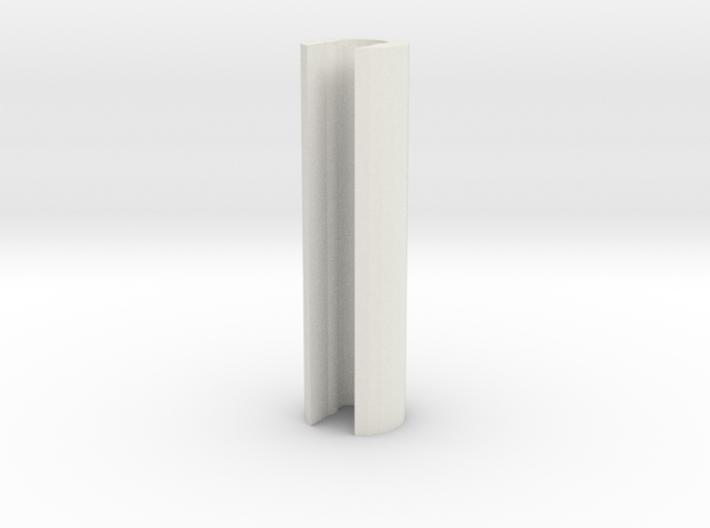 ECS-10 Shoulder Stock Hardening Brace 3d printed
