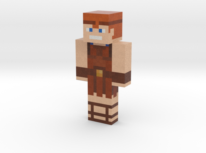 Kage07 | Minecraft toy 3d printed