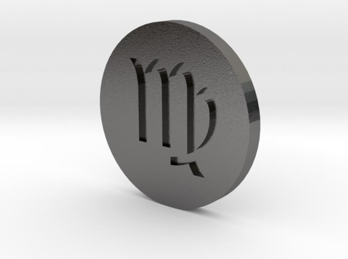 Virgo Coin 3d printed
